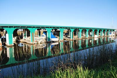 Northern California Boat Berthing